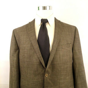 Michael Kors Sport Lapel Two Button Blazer Sz 46R
